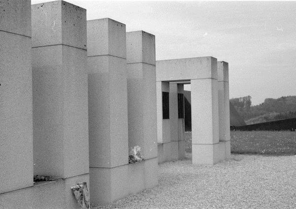 Monument in Mauthausen