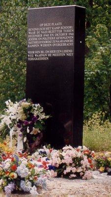 Monument kamp Schoorl